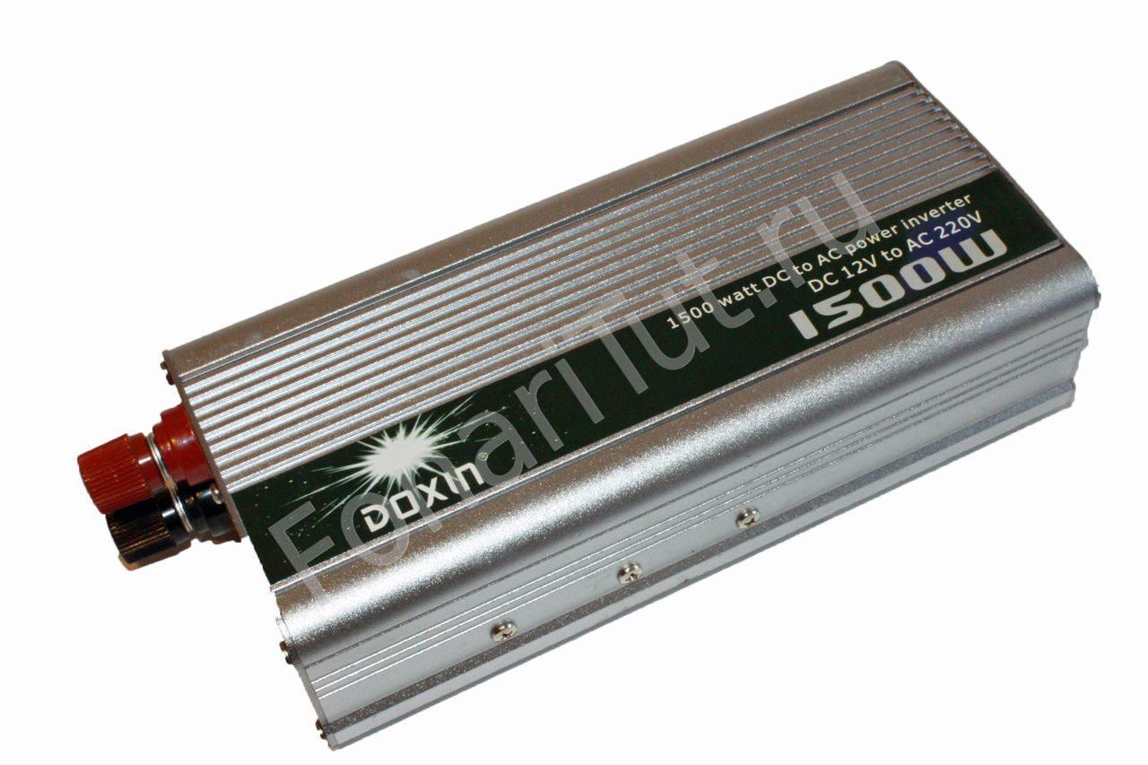 преобразователь напряжения qumo 12в 220в 600 вт схема
